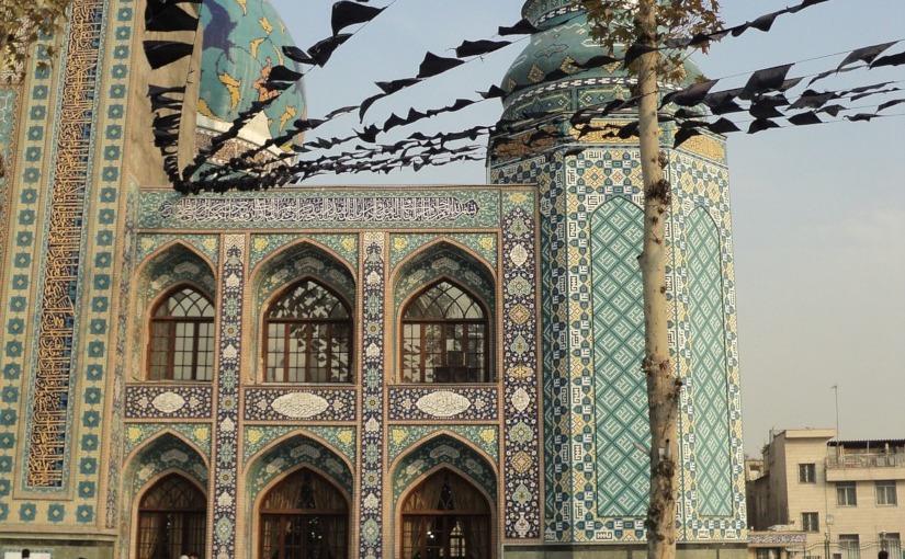 Je vous écris de Téhéran · DelphineMinoui