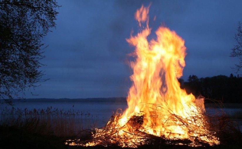 Pyromane · WojciechChmielarz