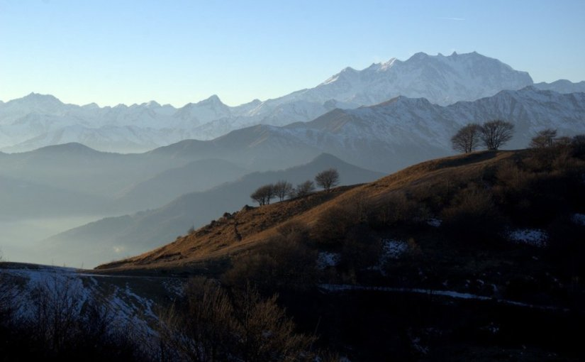 Les huit montagnes · PaoloCognetti