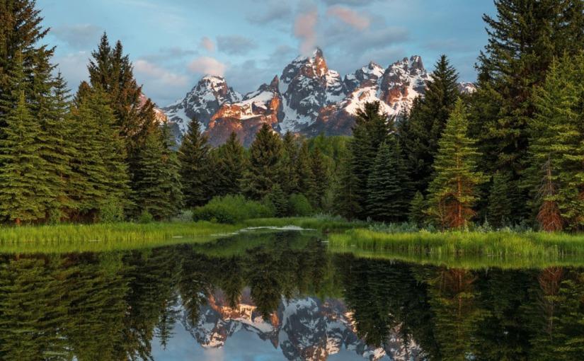 Ces montagnes à jamais · JoeWilkins